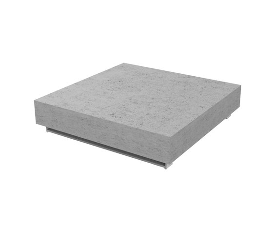 Pure Collection | Concrete Table by Viteo | Coffee tables