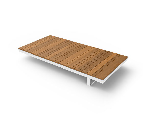 Pure Wooden Table 180 by Viteo | Coffee tables