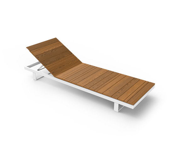 Pure Sunlounger 200 by Viteo | Sun loungers
