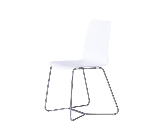 Slim Chair by Viteo | Garden chairs