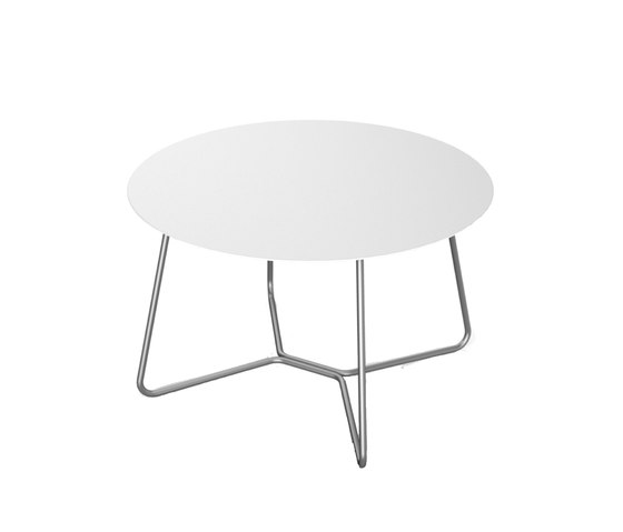 Slim Collection Lounge | Lounge Table 64 by Viteo | Coffee tables