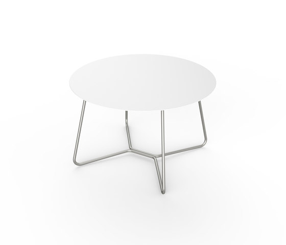 Slim Lounge Table 64 by Viteo | Coffee tables