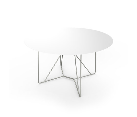 Slim Table 130 by Viteo | Dining tables
