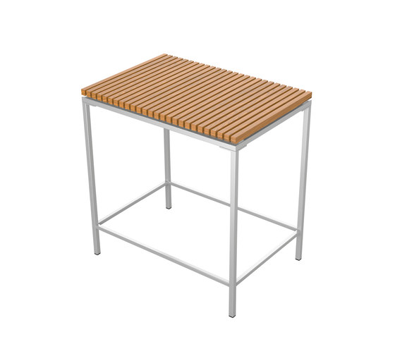 Outdoor Kitchen | Table, Teak by Viteo | Bar tables