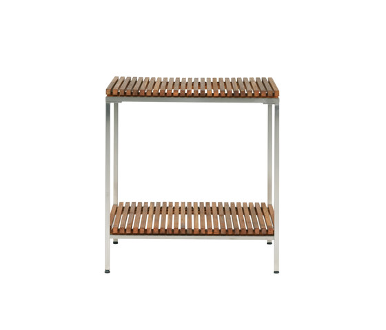 Outdoor Kitchen Table by Viteo | Bar tables