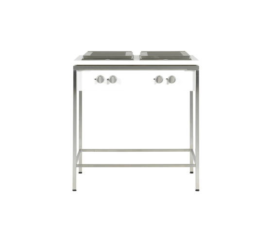 Outdoor Kitchen Table by Viteo   Outdoor kitchens