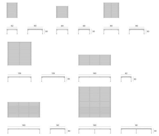 Home Loungetisch von Viteo | Garten-Couchtische