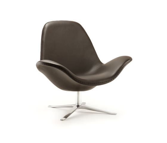 Concord  low Chair by Stouby | Lounge chairs