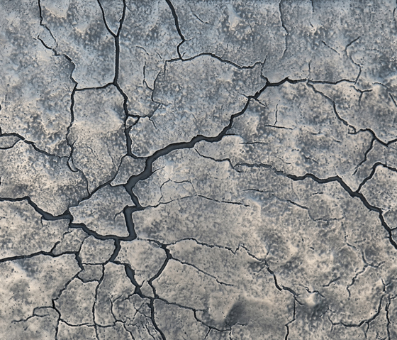 Texture | drying cracks di VEROB | Lastre