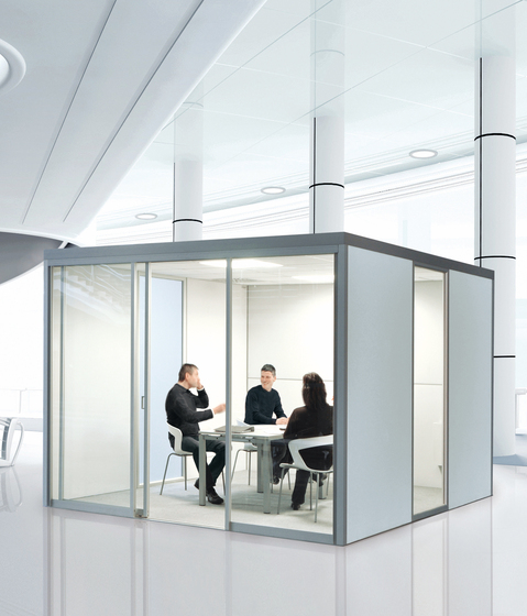 Cube Line di AOS | Pareti divisorie