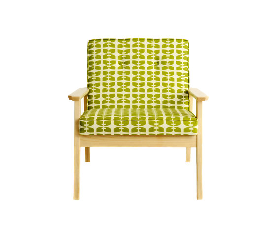Beacon Lounge Chair di Bark | Poltrone lounge