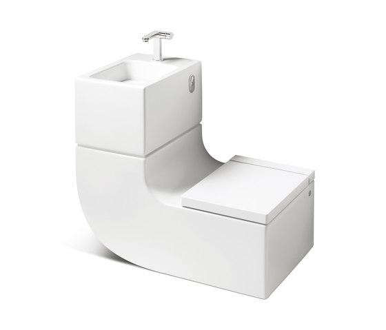 W+W | Washbasin + WC by ROCA | Toilets