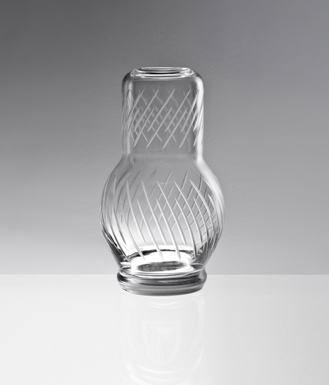 Reused History Cut Vase V1 von PCM Design | Vasen