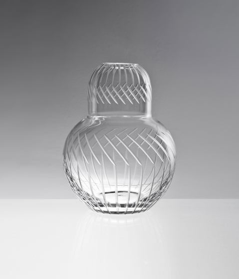 Reused History Cut Vase V3 by PCM Design | Vases