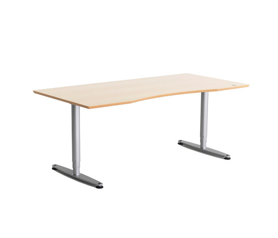 Aura 1000 series by EFG | Individual desks