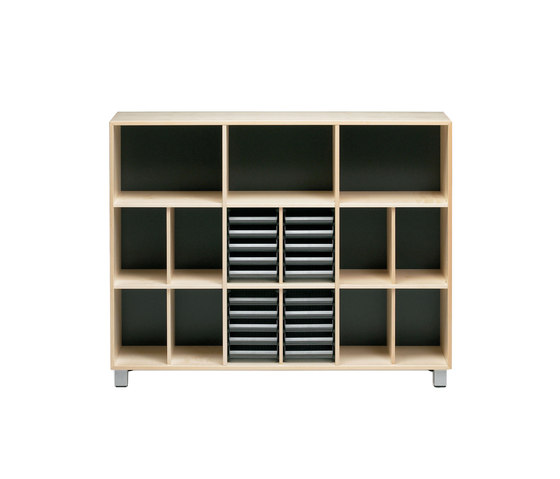 Aura Storage di EFG | Armadi ufficio