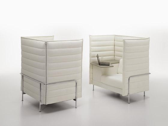Alcove Highback Work von Vitra | Lounge-Arbeits-Sitzmöbel