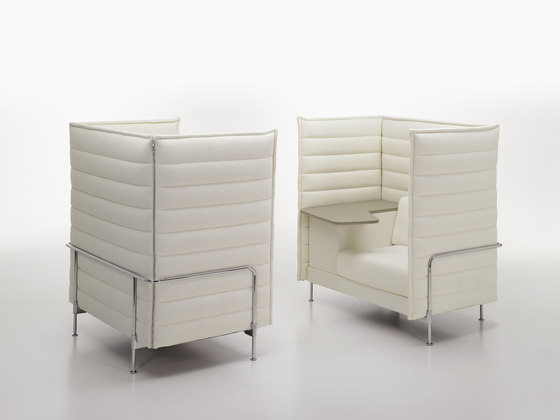 Alcove Highback Work by Vitra | Lounge-work seating