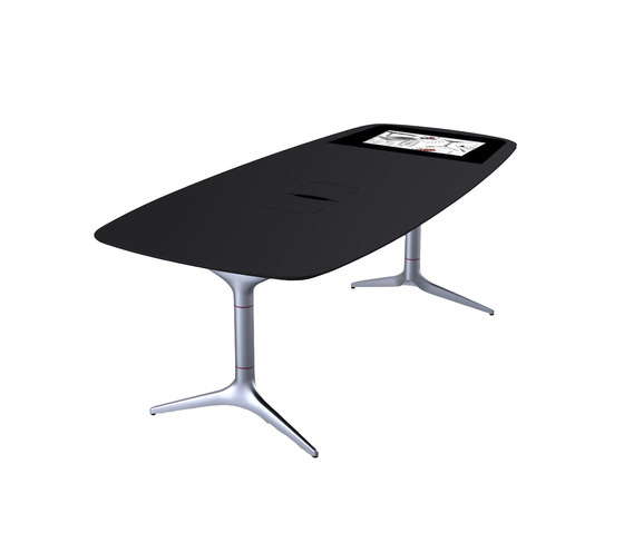 EFG HideTech AVM by EFG | Multimedia conference tables