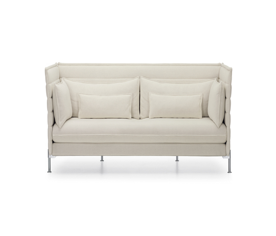 Alcove Two-Seater by Vitra | Lounge sofas