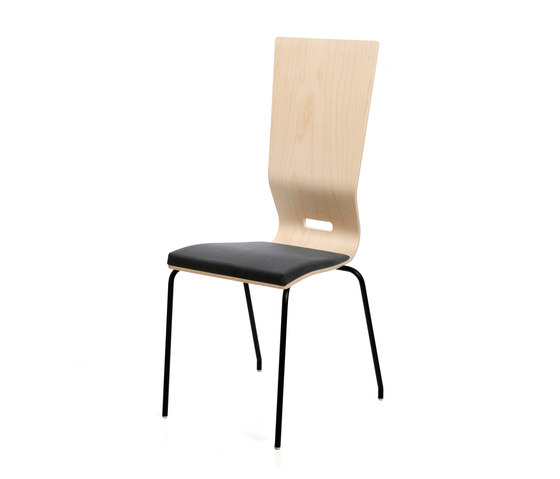 Graf high back by EFG | Visitors chairs / Side chairs
