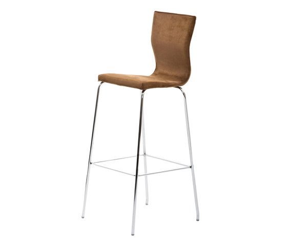 Graf high chair by EFG | Bar stools