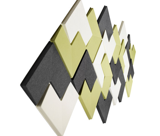 EFG pLay acoustic panels von EFG | Wandpaneele