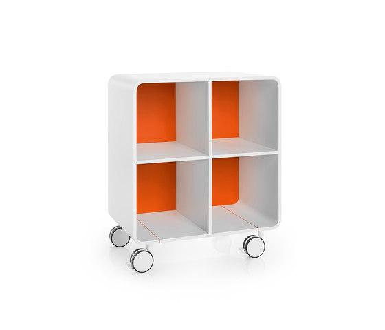 Bej 8031.15 de Lineabeta | Muebles con ruedas