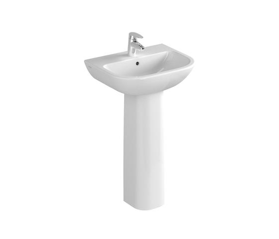 S20 Washbasin, 50 cm di VitrA Bad   Lavabi / Lavandini