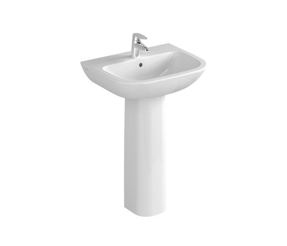 S20 Washbasin, 55 cm di VitrA Bad   Lavabi / Lavandini