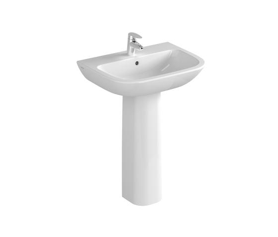S20 Washbasin, 60 cm de VitrA Bad   Lavabos