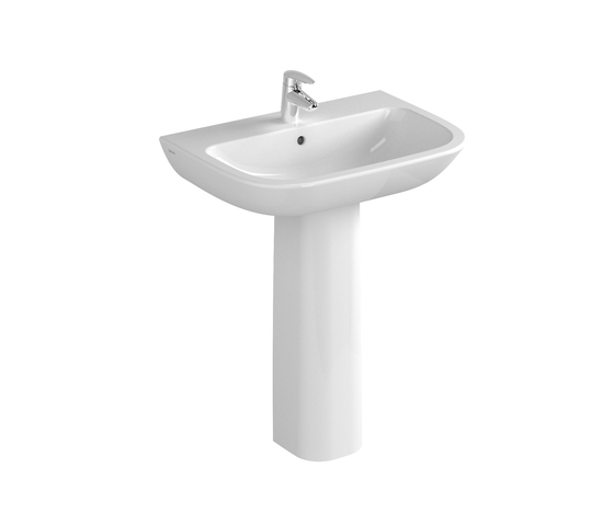 S20 Washbasin, 65 cm by VitrA Bad | Wash basins