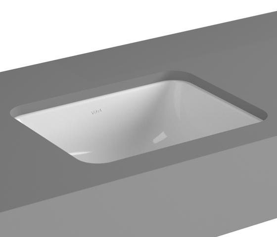 S20 Unterbauwaschtisch, 38 cm von VitrA Bad | Waschtische