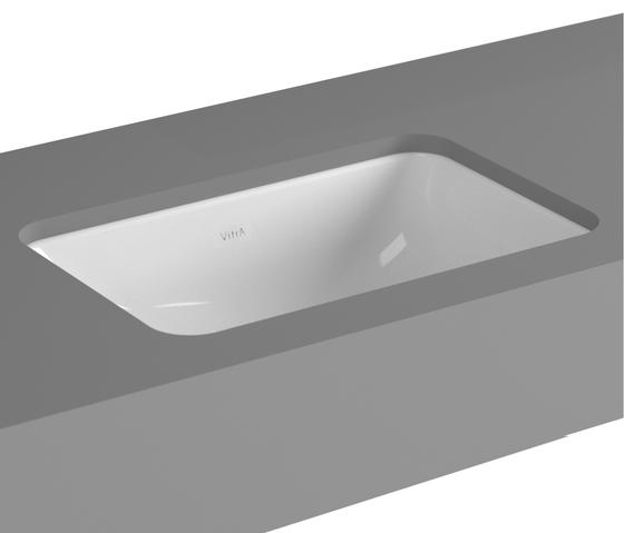 S20 Undercounter basin, 48 cm di VitrA Bad | Lavabi / Lavandini