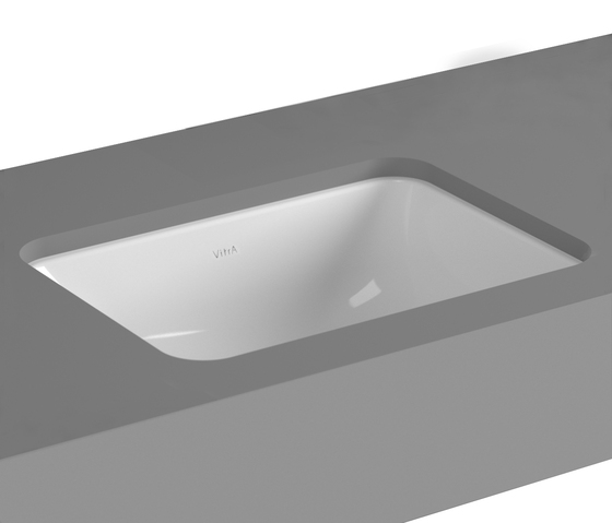 S20 Undercounter basin, 43 cm by VitrA Bad | Wash basins