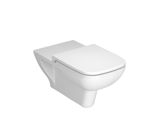 S20 Wall hung WC, 70 cm by VitrA Bad | Toilets