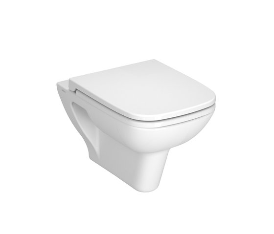 S20 Wall hung WC, 52 cm by VitrA Bad | Toilets