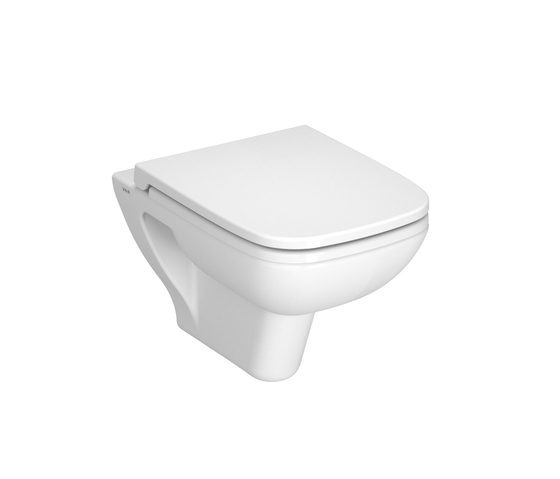 S20 Wall hung WC, 52 cm de VitrA Bad | Inodoros