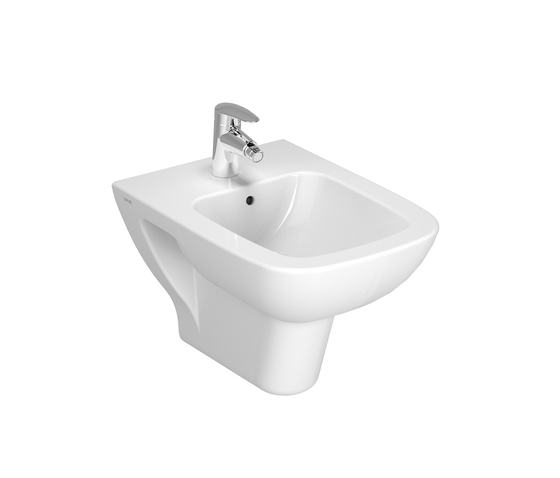 S20 Wall hung bidet, 52 cm by VitrA Bad | Bidets