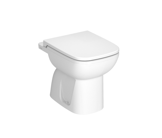S20 Floor standing WC, 52 cm by VitrA Bad | Toilets