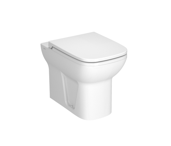 S20 Floor standing WC, 54 cm by VitrA Bad | Toilets