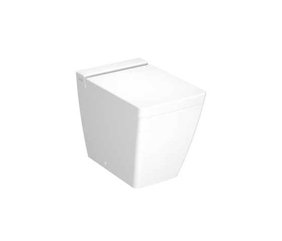 T4 Floor standing WC di VitrA Bad | Vasi