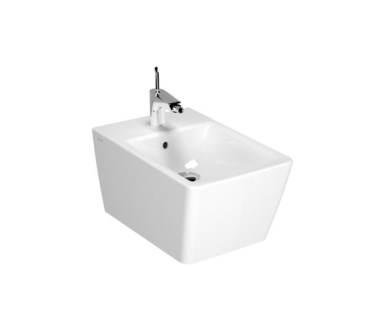 T4 Wall hung bidet de VitrA Bad | Bidés