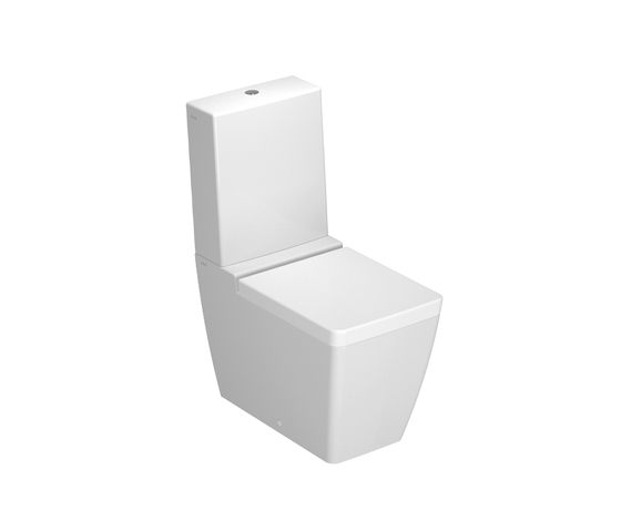 T4 Close couple WC combination by VitrA Bad | Toilets