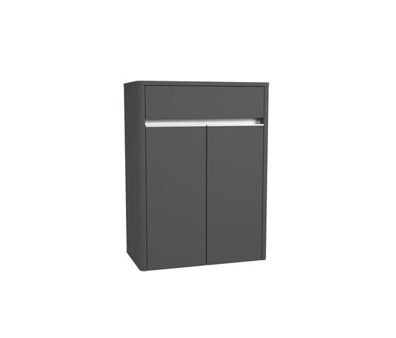 T4 Sideboard von VitrA Bad | Wandschränke