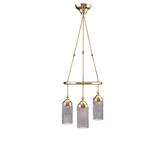 MB1-3FL pendant lamp by Woka | General lighting