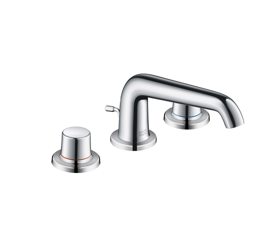AXOR Bouroullec 3-hole basin mixer 90 DN15 by AXOR | Wash-basin taps