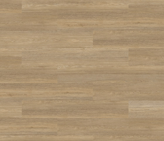 Expona Domestic - Natural Brushed Oak by objectflor | Plastic sheets/panels
