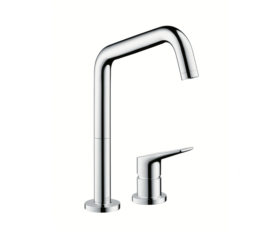 AXOR Citterio M 2-Hole Kitchen Mixer by AXOR | Wash-basin taps