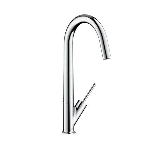 AXOR Starck Single Lever Kitchen mixer DN15 by AXOR | Kitchen taps